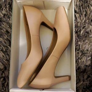 New Blush Shoes